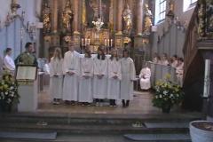 Ministranten-Gottesdienst 2011
